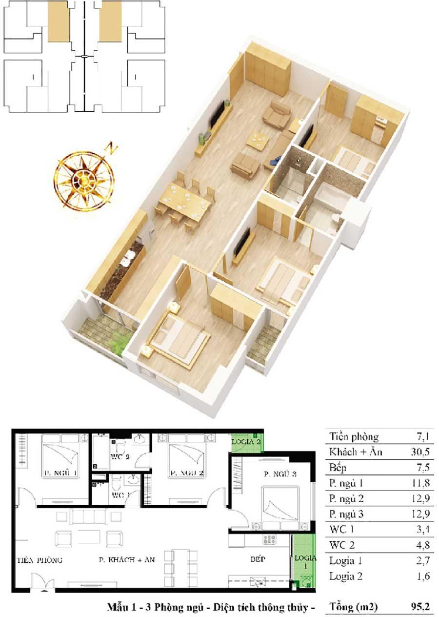 kế hoạch sàn của căn phòng bạn muốn bán giá rẻ Hà Nội